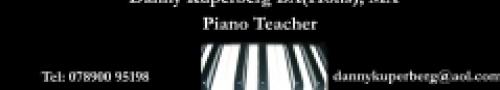 Danny Kuperberg piano