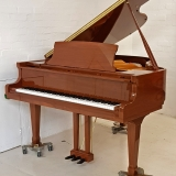 Elysian 160cm grand piano walnut polished new