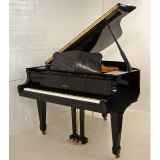 Elysian 157cm Black Grand Piano c1985