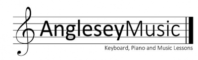 Piano, keyboard and music lessons from AngleseyMusic