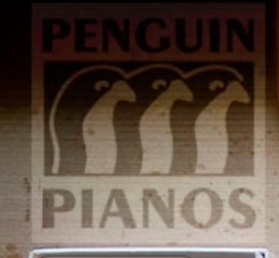 Penguin Pianos French Polishing