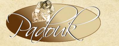 Padouk Tradititional French Polishing