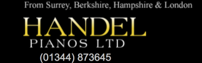 Handel Pianos Ltd Piano Removals