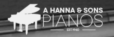 A. Hanna & Sons Pianos Ltd Piano Hire