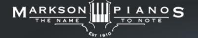 Markson's Pianos Piano Hire