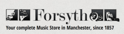 Forsyth Brothers Ltd Piano Hire