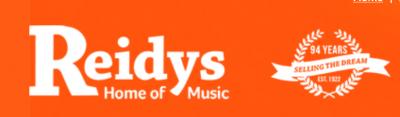 Reidy's Home of Music Ltd Piano Hire