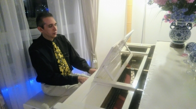 Pianist for Events, Weddings
