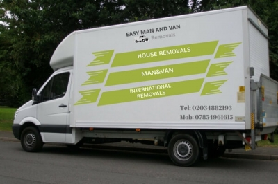 Easy man and van Removals