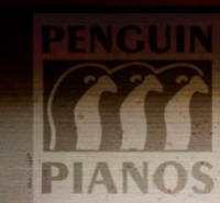 Penguin Pianos