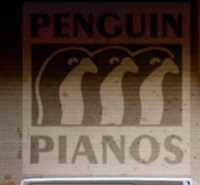Penguin Pianos French Polishing