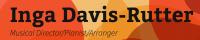 Inga Davis-Rutter BA Hons, MMus, LRSM