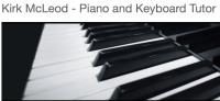 Kirk McLeod - Piano & Keyboard Tutor