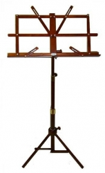 Attractive Folding Adjustable Wooden MusicStand