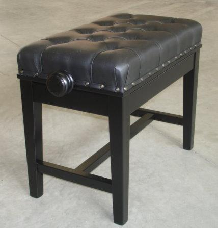 Academy Leather Concert Piano Stool in Black byTozer & ACADEMY Tozer Leather Concert Piano Stool Musical Gifts UK Piano Page islam-shia.org