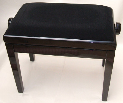 Kawai Adjustable Piano Stool In Black