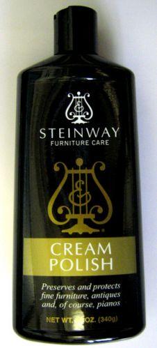 Steinway Furniture Care Steinway Supreme Cream Musical