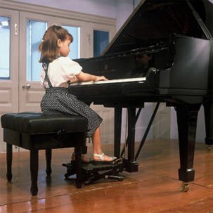 Children S Piano Pedal Extenders A Leg Gro Ped Musical