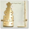 Offset Grand Piano Hinge